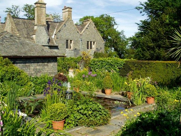 Фамильный английский сад питомник