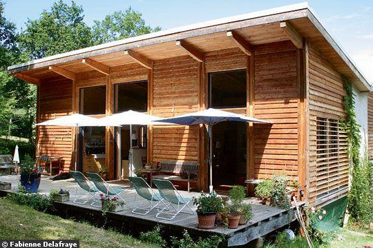 Экодом во франции как построить экологический дом стиль эко