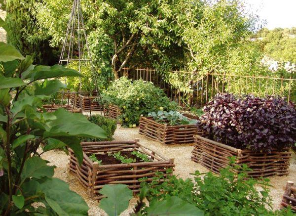 Идеи для огорода как устроить грядки