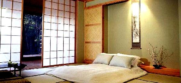 Примеры интерьеров в японском стиле
