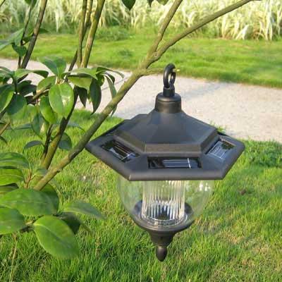 садовые солнечные фонари 6